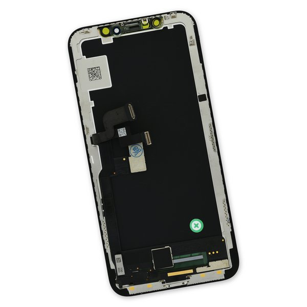 iPhone x screen back